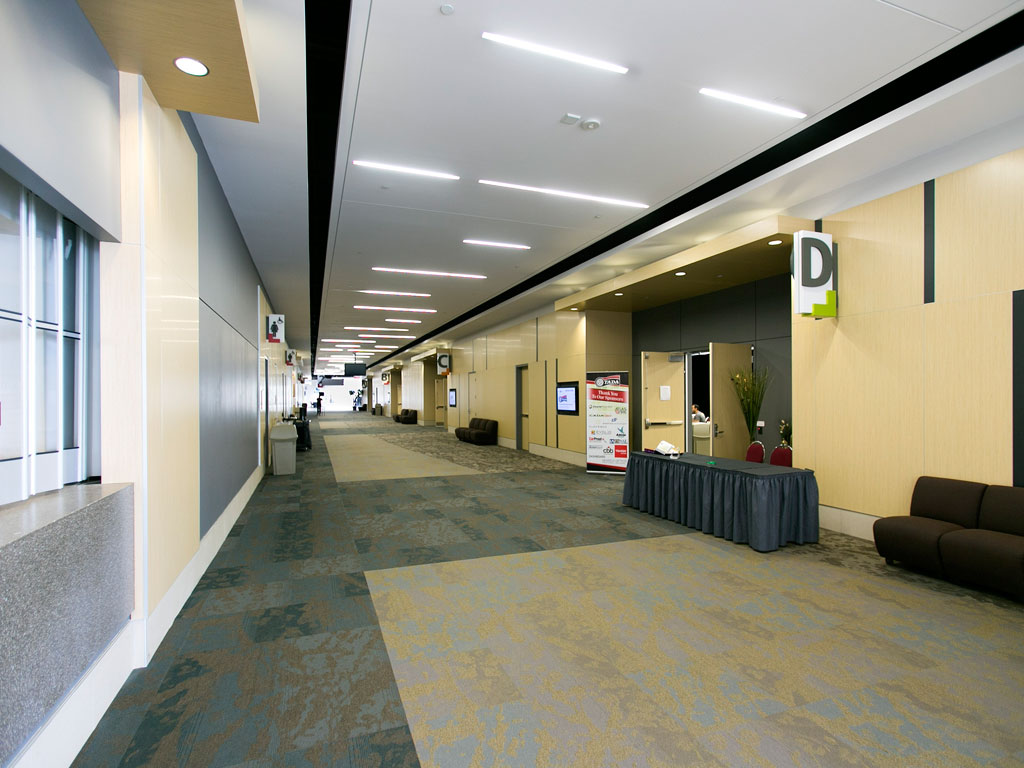 EY Centre Hall Entrance
