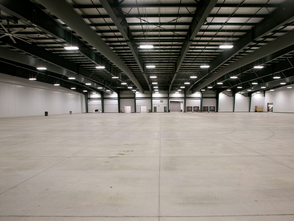EY Centre Show Floor