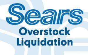 Sears Overstock Liquidation