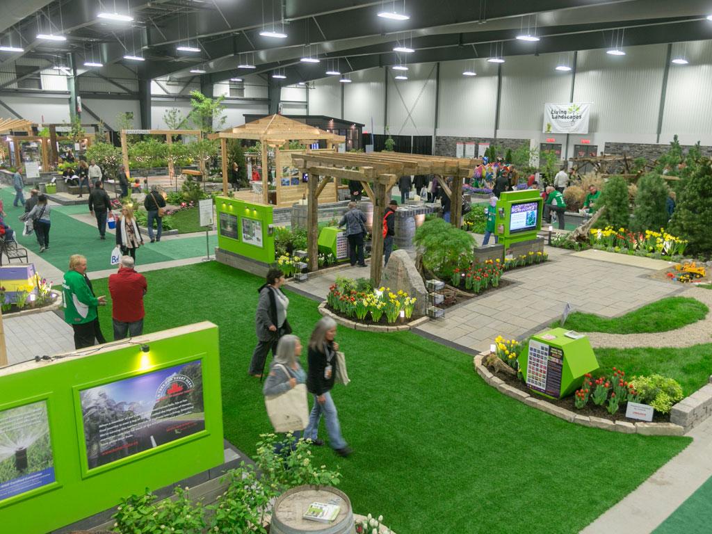 EY Centre Garden Show