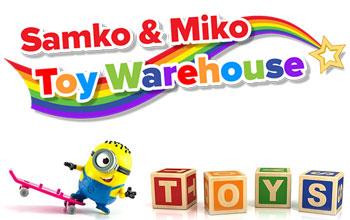 Samko Miko Toy Sale – E.Y. Centre