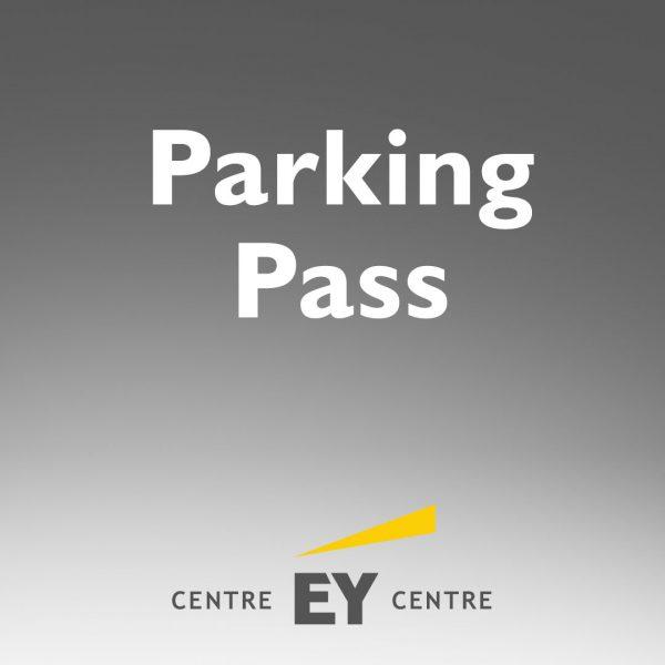 EY Centre Parking Pass